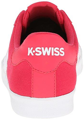 K-Swiss Belmont So T M, Baskets basses femme Rose - Pink (Pink/White)