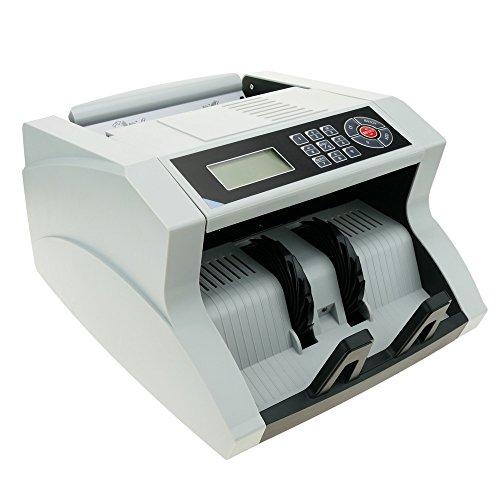 Cablematic–Contador Note y detector de 5détections falsos UV IR MG1MG2talla
