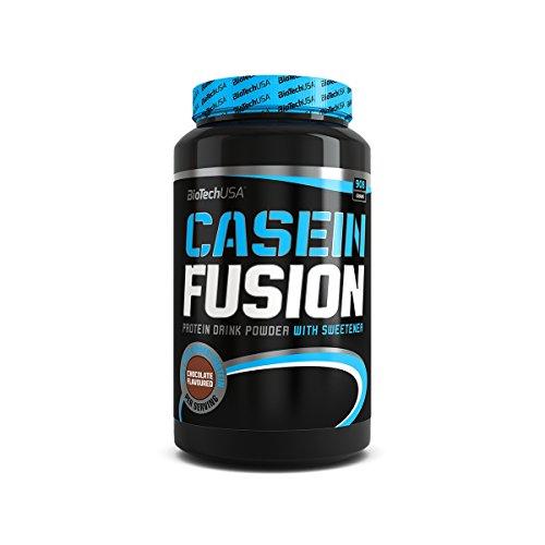 BiotechUSA Casein Zero Schokolade 908g Pulver für Fitness und Muskelaufbau -
