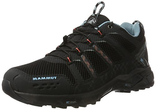 Mammut Damen T Aenergy Low GTX Cross-Trainer, Schwarz (Black-Air 00023), 38 2/3 EU