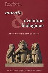 Morale et évolution biologique : Entre déterminisme et liberté
