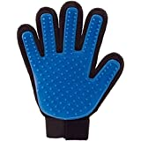 Perito Five Finger Deshedding Glove for Dogs and Cats