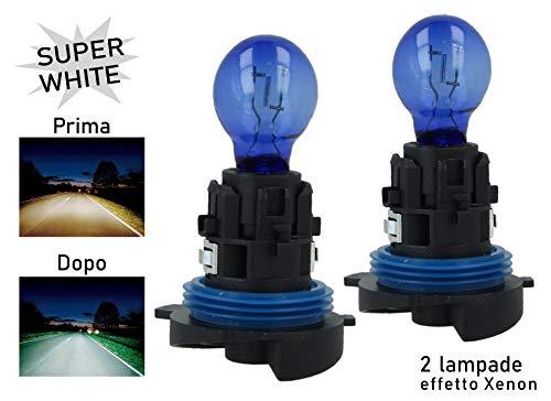 Preisvergleich Produktbild Carall Halogenlampe HP24W,  12 V,  24 W,  2 Stück
