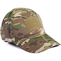 Ever Fairy Berretto da Baseball tattico dell Esercito del Cappello da  Baseball tattico Militare dell 370105e90d69