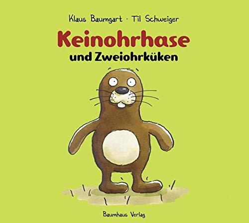 Keinohrhase und Zweiohrküken (Baumhaus Verlag Audio)