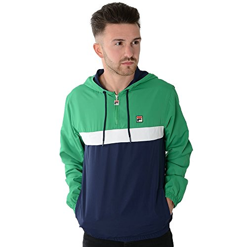 fila-cipolla-gm034-yoke-lightweight-vintage-hood-jacket-small-green