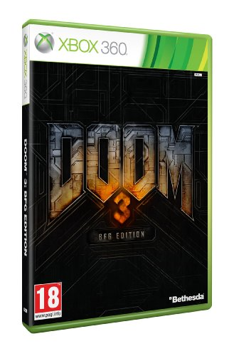 NEW & SEALED! Doom 3 BFG Edition Microsoft XBox 360 Game UK PAL