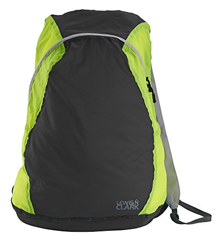 lewis-n-clark-electrolight-multipurpose-packable-lightweight-travel-backpack-charcoal-neon-lemon-one