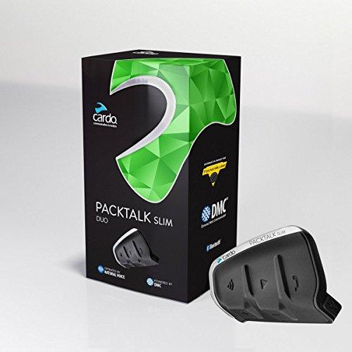 Price comparison product image SCALARIDER CARDO Intercom moto Scalarider Packtalk Slim duo