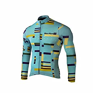 Uglyfrog #J44 2018 Ciclismo Maillot Hombre Ropa Deportes y Aire Libre Manga Larga Winter with Fleece Ropa De Triatlon Jersey