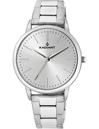 Radiant Reloj Analógico para Mujer de Cuarzo con Correa en Acero Inoxidable RA424201