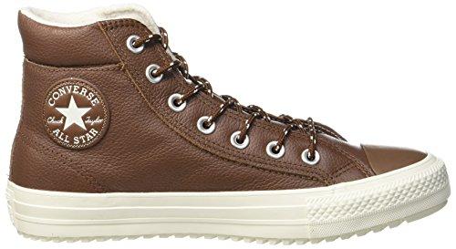 Converse Unisex-Erwachsene Chuck Taylor All Star Boot PC Hohe Sneaker Braun (Dark Clove/Dark Clove)
