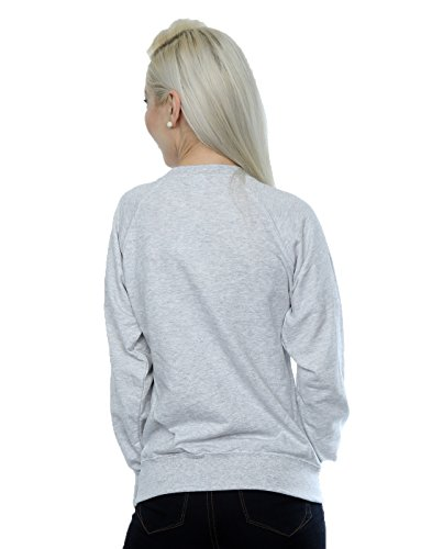 Disney Femme Classic Beast Sweat-Shirt Heather Gris