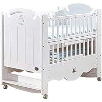 Babybett Babybett Massivholz europäischen Stil Multifunktions große Spleißen Kinderbett preisvergleich bei kleinkindspielzeugpreise.eu