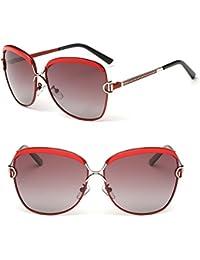 815f93866c bagland Gafas de sol polarizadas con protección UV, lentes TAC para mujer
