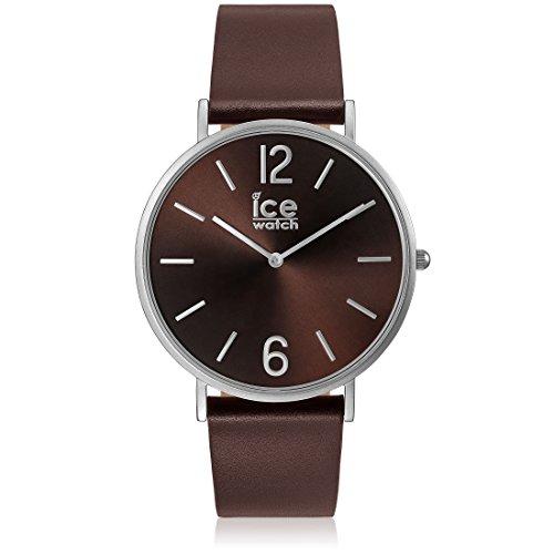 Ice-Watch - CITY tanner Brown - Montre marron mixte avec bracelet en cuir - 001517 (Medium)