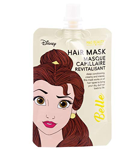 17a4e0ee45825f Disney Princess Beauty and The Beast Belle Hair Mask