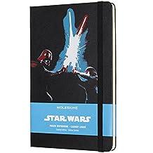 Moleskine Star Wars Limited Edition Lightsaber Duel Large Ruled Notebook Hard
