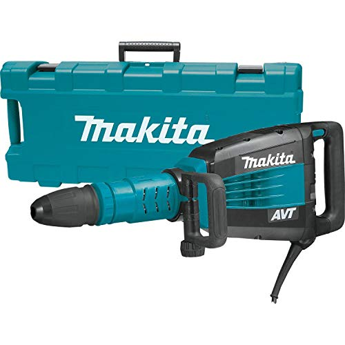 Makita HM1214C Stemmhammer mit SDS-MAX, 1.510 Watt, 19,9 Joule