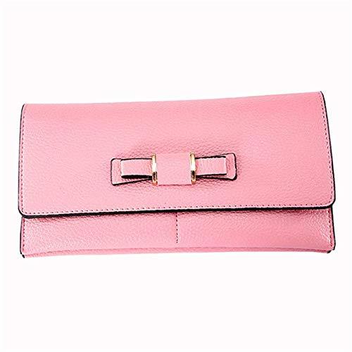 Mode Umschlag Damen Brieftasche Cartoon Brieftasche Lange kreative weibliche Karte Tasche Brieftasche Geldbörse Mädchen 9x19.5cm 3 -
