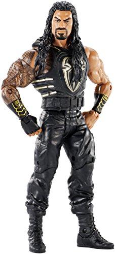 Mattel DXG47 - WWE WrestleMania 33 Roman Reigns Actionfigur