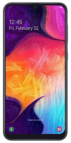 Samsung Galaxy A50 SM-A505F 16,3 cm (6.4') 4 GB 128 GB Doppia SIM 4G Nero 4000 mAh