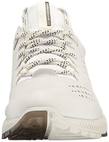 Ecco Intrinsic Tr, Zapatos Atléticos Altos Para Mujer (blanco / Blanco Brillante)