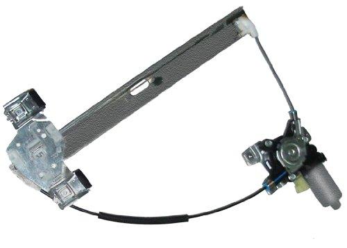 ACDelco 15771354 GM Original Equipment Rear Passenger Side Power Window Regulator and Motor Assembly