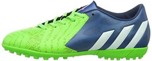 adidas Predator Instinct TF Scarpa da Calcio Blu/Verde