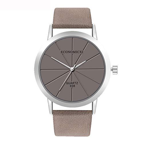 friendGG Mode Frauen Damenuhr Edelstahl Analog Quarz Kleid Armband Armbanduhr Geschenk Neu Damen Uhr Uhren Watch Casual üBerwachung Analoge Uhrenarmband Armbanduhren