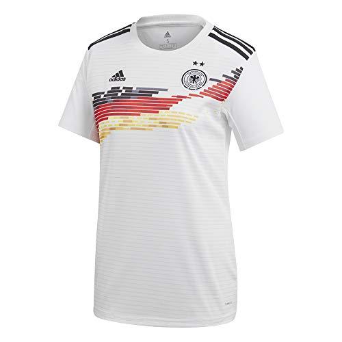 adidas Performance Damen DFB Frauen WM 2019 Heim Fußballtrikot weiß S (Frauen Fußball-trikots Für)