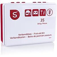 Smartwares EHBO1 Erste Hilfe Set – 35-teilig – Basisausstattung für erste Hilfe – Daheim/Auto/Wohnwagen/Boot preisvergleich bei billige-tabletten.eu