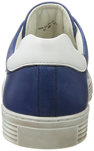camel active Bowl 22, Sneakers Basses Homme Bleu (Denim/White 04)