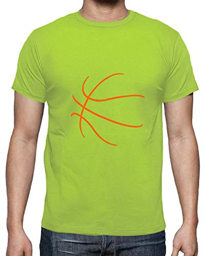 tostadora - Mnner - T-Shirt Basketball Pistazie M -