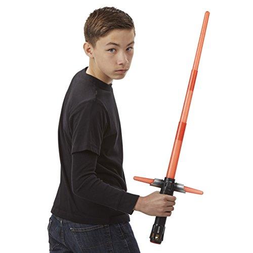 Imagen 8 de Star Wars - Sable electrónico Kylo Ren, Color Rojo (Hasbro B2948EU4)