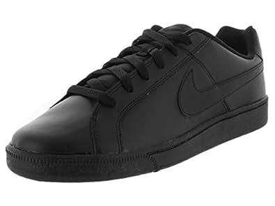 nike court royale chaussures sneakers homme cuir noir nike t 45 5 chaussures et sacs. Black Bedroom Furniture Sets. Home Design Ideas