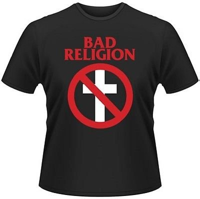Bad Religion - T-Shirt Crossbuster (in XL)