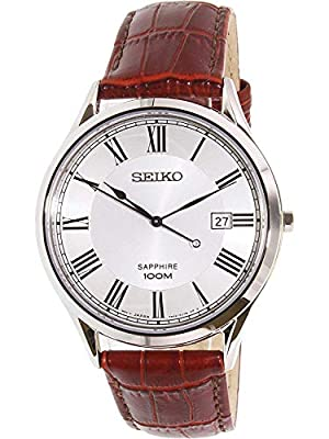 GENUINE SEIKO Watch CLASSIC Male - SGEG97P1