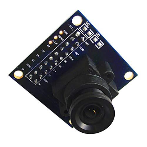 Modulo Fotocamera Videocamere CMOS Da 1/4 Pollici Module Mini OV2640 2MP Scherme Della Macchina Fotografica Per Arduino UNO