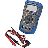Philex 83001r/S Fonction Test multimètre numérique avec batterie