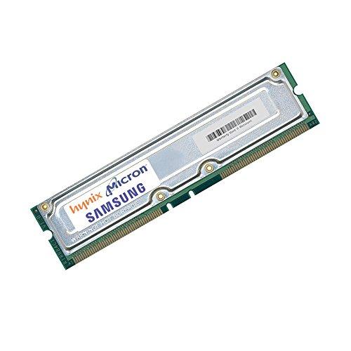 Galleria fotografica Memoria da 512MB Kit (2 x 256MB Modules) RAM IBM-Lenovo IntelliStation E Pro PIII (6867-6xx) (PC800