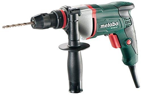 Metabo 600353000 Bohrmaschine BE 500/10 500W, Schwarz, Grün, Grau
