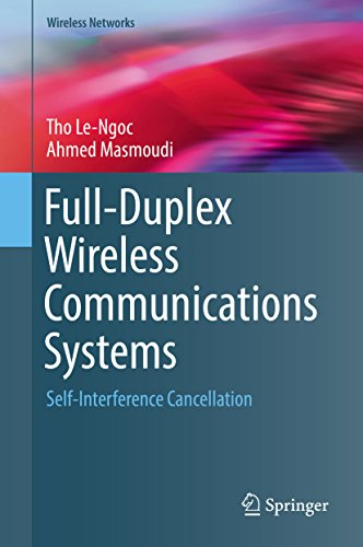 Full-Duplex Wireless Communications Systems: Self-Interference Cancellation (Wireless Networks) (English Edition) Full-duplex Wireless