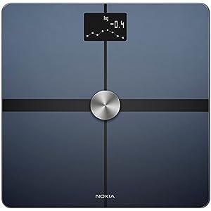 Nokia Body+ – WLAN-Körperwaage für Körperzusammensetzung