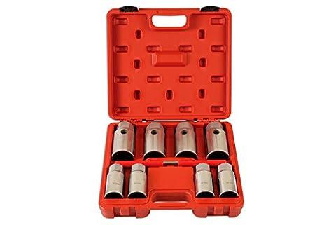 Laser 6582Ohrstecker Lockvogel Schlüssel, Set von 8