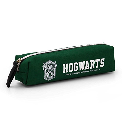 Karactermania harry potter astuccio, 22 cm, verde