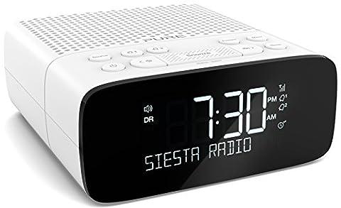Pure VL de 62964Siesta S2(et FM Radio réveil numérique DAB/DAB
