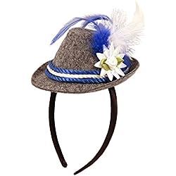 Sombrero para disfraz de adulto oktoberfest