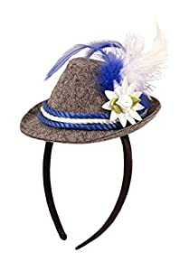 Folat - Sombrero para Disfraz de Adulto Oktoberfest (20963)