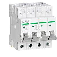 Generic 4poli Interruttore magnetotermico non polarizzato DC interruttore con certificato TUV da 1a a 63A